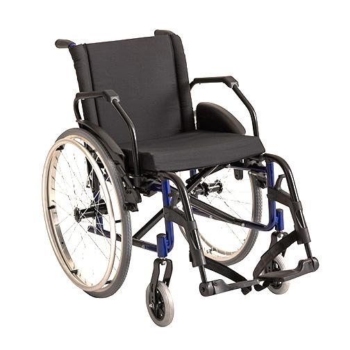 dd2584c807cf Cadeira de rodas K2 dobrável em X - Ortobras